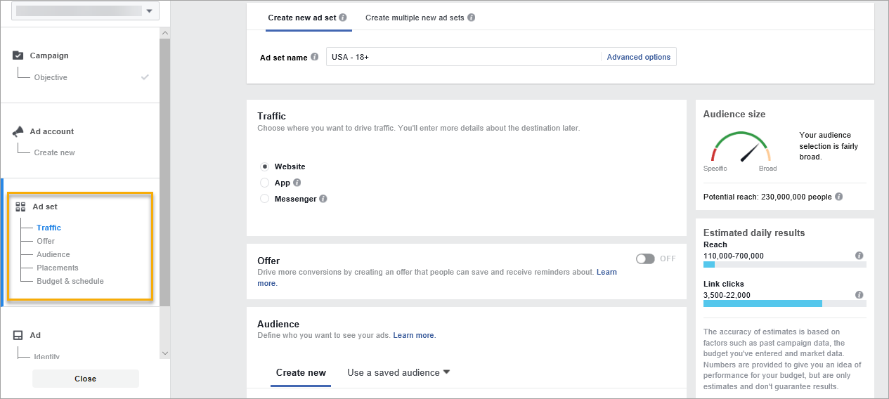 Facebook ads manager agency